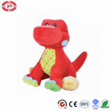 Green Nature Color Dinosaur Cute Stuffed OEM Plush Toy