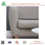 木の布の芸術の現代余暇のソファー