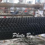Engranzamento do HDPE da proteção do encanamento do cabo