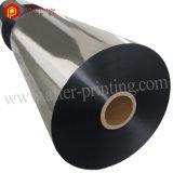 La plata, 24mic laminador Película térmica metalizado Pet