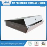 Foldable 마분지 UV 매트 박판 광택을%s 가진 포장 선물 상자