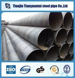 API 3PE Fbe Spiral Welded Line Steel Pipe