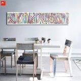 Impression abstraite moderne de toile
