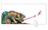 Mouse para jogos antiderrapagem elástico de borracha antiderrapante Computador Tapetes de camundongos grande XL 900*400mm