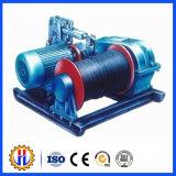 Aufbau-Kran-hydraulische anhebende Handkurbel