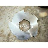 Lámina de cuchillo circular para reciclar la máquina