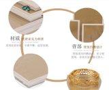 Étalage acrylique de bijou de personnalisation avancée