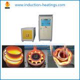 Calentador caliente de calefacción de la forja de la inmersión del tubo del acero de forja de la inducción rápida 60kw