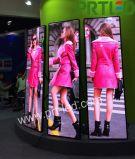 Ultra Slim P2.5 Écran d'affichage à LED couleur pleine couleur pour magasin commercial / Fenêtre