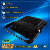 セリウムのRoHS IP65 110lm/Wおよび270度のビーム角の屋外LEDの洪水ライト150W