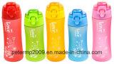 450ml 16oz Design Personalizado da garrafa plástica de fabricantes, garrafa de água de desporto de plástico