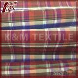 패턴 털실을 염색했다 40 셔츠를 위한 실크 60 면 직물을 검사하십시오