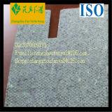 Le tissu non-tissé de polyester a poinçonné le feutre de pointeau