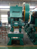 Imprensa de potência da tonelada J21-100 para a máquina do perfurador de furo do metal de folha da venda