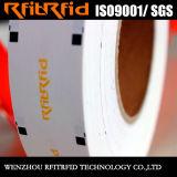 Tag RFID anti-calorique d'épreuve imprimable de trempe de fréquence ultra-haute