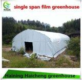 농부를 위한 주문을 받아서 만들어진 필름 정원 온실