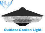 주조 알루미늄 LED 정원 빛 IP65를 정지하십시오