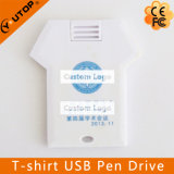 Short Sleeve Shirt T-Shirt Slim Plastic USB Pendrive (YT-3113)