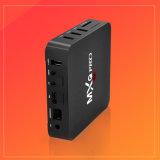 PRO Amlogic S905 casella astuta di vendita calda del Internet TV di Ott del contenitore superiore stabilito di Android 6.0 3D 4k IPTV di Mxq