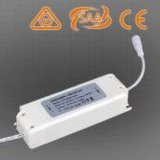 ENEC&CB alistou a luz de painel do diodo emissor de luz de 1X4FT para a recolocação CFL