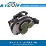HFG-3018 판매를 위한 전기 3개의 헤드 행성 구체적인 분쇄기 지면 닦는 기계