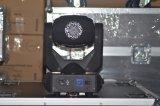 高い発電の道の箱または飛行ケースが付いている極度のビームライト4目RGBW/RGBA LEDの移動ヘッドビームライト