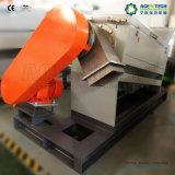 Überschüssiges Plastikflasche HDPE, das Maschine aufbereitet