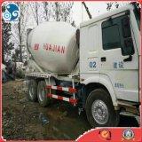 2013year verwendeter Betonmischer-LKW China-HOWO Sinotruk (ZZ1257N4048W)