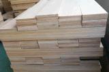 Настил древесины дуба t & g незаконченный твердый от поставщика Гуанчжоу
