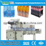 Máquina de embalagem de encolhimento de vedação de manga automática