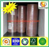 Plateau carton pliant (FBB) / Ivoire