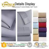 Estilo Europeo Clásico Diseño Hotel Estándar de tela de algodón Hoja de cama establece