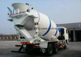 Dongfeng 10m3 Kleber-Lieferwagen der Betonmischer-Trommel-Rollen-6X4
