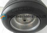 Roda livre lisa da espuma do plutônio para a roda do caminhão (16*8.50-8/850-8)