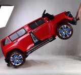 Un giro elettrico dei 4 capretti di Seater sui giocattoli dell'automobile