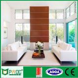 Feritoia di vetro Windows del blocco per grafici di alluminio con la lamierina Pnoc008lvw di spessore di 5mm