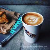 Обруча стены пульсации Катара бумажные стаканчики кофеего устранимого холодные горячие