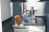 サーボモーター(FD-450)を搭載するSyntecシステム金属のフライス盤