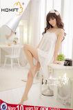 Оптовый сексуальный Silk Nightgown повелительницы Связывать Sleepwear Стильн Женщины горячий