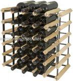 30 زجاجة خشبيّة خمر من بالتفصيل خداع [كستوم] [ستور شلف]