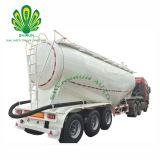 Le ciment de l'utilitaire de transport remorque de camion-citerne