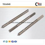 ISO-Fabrik CNC-maschinell bearbeitenpräzision galvanisierte Stahlwelle