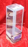 Embalaje transparente de la visualización de los componentes electrónicos de Stationay del juguete del rectángulo del PVC