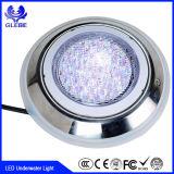 12V IP68 스테인리스 물자 DMX RGB 9W 12W 샘 LED 수중 빛