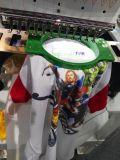 Одиночными машина вышивки головки 12/15 компьютеризированная цветами для цены конструкции Tajima вышивки крышки в Китае