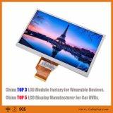 """호환성 Innolux AT070TN92 7 """" 800*480 해결책 50 핀 LCD 디스플레이 모듈"""