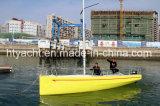 21 'ガラス繊維のDibleyの帆ヨットHangtongは工場指示する