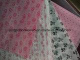 Film non-tissé stratifié de PE d'enduit de tissu