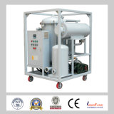 Usado Turbine Oil Vacuum Oil Purifier Machine / Turbine Oil Regeneration Plant