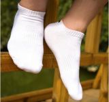Reine Farben-einfache Freizeit-Knöchel-Socke